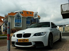 E92 Competition Package (Jarno V Photography) Tags: new white thenetherlands competition zee bmw bergen m3 package aan carspotting e92 autogespot