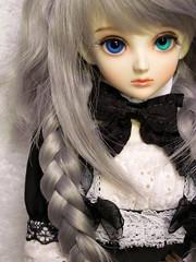 "Larisa ""Lara"" Katerina (AE Jiao Jr.) (MercuryLampe) Tags: lolita lara bjd dollfie ae msd heterochromia asleepeidolon jiaojr"