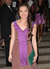 Hailee Steinfeld Marc Jacobs at Mercedes-Benz New York Fashion Week Spring/Summer 2013