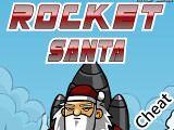 火箭聖誕老人:修改版(Rocket Santa Cheat)