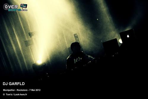 DJ GARLFD @ Rockstore - Montpellier - 2LOGO