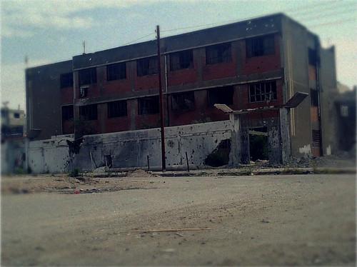 A School In Death Town :|