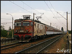 40-0278-9 (Zoly060-DA) Tags: cars electric romania locomotive passenger ea cluj napoca cfr 060 asea bdz calatori