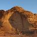 Lugar de nosso segundo acampamento no desertão