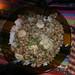 Prato principal, feijão com camarão