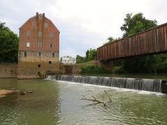 Whitewater River (Eridony) Tags: statepark bridge historic missouri coveredbridge burfordville bollingermill capegirardeaucounty unincoporatedplace unincorporatedcommunity