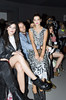 Daisy Lowe and Pixie Geldof London Fashion Week Spring/Summer 2013 - J.W.Anderson