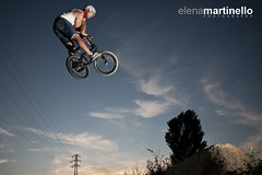 SWAMP PARK (Elena Martinello) Tags: jump freestyle rider gettyimagesitalyq1 gettyimagesitalyq2 gettyimagesitalyq3
