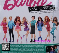 New Fashionistas in Mexico City (Ken darko) Tags: mxico doll ryan ken barbie 80s teresa fashionista 2012 mueca raquele barbiekenfashionistadoll