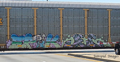 epik   -   jec 63 (INTREPID IMAGES) Tags: street railroad streetart abstract color art train bench graffiti fan fry paint steel painted graf tracks rail railway trains tags images 63 yme railcar intrepid writer boxcar graff railfan freight rolling gr8 paintedtrains jec fr8 railbox epik benching railroadgraffiti paintedsteel railer jec63 intrepidimages