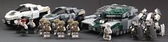 European Union (✠Andreas) Tags: lego military eu europeanunion eulrv eumilitary thepurgeeu euleopardmbt