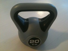 Kettlebell (Fizzr) Tags: bell kettle fitness fit iphone kettlebell 20kg
