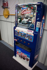 Hostess Cupcakes 2 (x376) Tags: cars micro vendingmachines rides machines vending candymachines cigarettemachines microcarsvendingmachines