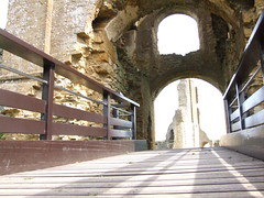 """Sherborne Old Castle • <a style=""""font-size:0.8em;"""" href=""""http://www.flickr.com/photos/81195048@N05/8017447929/"""" target=""""_blank"""">View on Flickr</a>"""