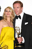 Claire Danes and Damian Lewis 64th Annual Primetime Emmy Awards, held at Nokia Theatre L.A. Live