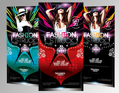 Fashion Trendz Party Flyer (satgur30) Tags: black sexy fashion festival club poster disco design dance glamour dj purple creative minimal nightclub glossy trendy vip chic posh elegant fest fashionshow template stylish glamorous partyflyer printready eventposter psdflyer