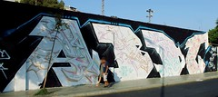 A BASE DE TAKER CREW (BLYW de ABDT) Tags: huelva cream graff pike serial abdt blyw