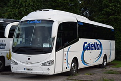 YN14EDF  Caelloi, Pwllheli (highlandreiver) Tags: yn14edf yn14 edf caelloi coaches jones pwllheli scania irizar i6 bus coach gretna scotland scottish harry shaw binley coventry