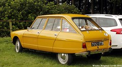 Citron Ami 8 1969 (XBXG) Tags: 7012et59 citron ami 8 1969 citronami8 citronami ami8 icccr 2016 landgoed middachten de steeg desteeg rheden gelderland nederland holland netherlands paysbas vintage old classic french car auto automobile voiture ancienne franaise france frankrijk