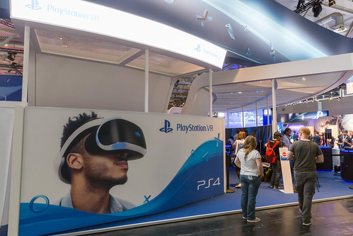 PlayStation VR by wuestenigel, on Flickr