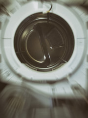 Unloaded -[ HSS ]- (Carbon Arc) Tags: sliderssunday clothes dryer laundry appliance major nikcollection analogefexpro repair