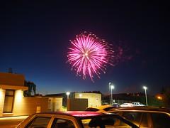 Pink jellyfish (framepics) Tags: feudartifice firework rose pink nuit night olympusomdemmarkii olympus