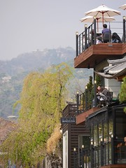 Cafe Breezin (Travis Estell) Tags: bukchonhanokvillage cafebreezin jongno jongnogu korea republicofkorea seoul southkorea