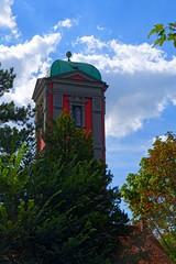 Wasserturm (AD2115) Tags: fnffingerlesturm kahnfahrt schwedenstiege hessing hessingburg wasserturm wasser stadt city fugger