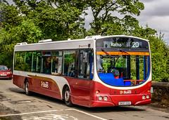 DSC-4688 LR (willielove754) Tags: lothiabuses volvob7rle eclipseurban 137 sk07ccu