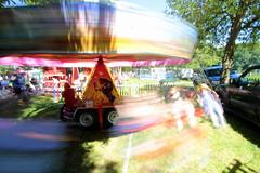 Carrousel (Benn Gunn Baker) Tags: redfest benn gunn baker canon 550d t2i bristol st george park church rd 2016 august festival fairground lake carrousel