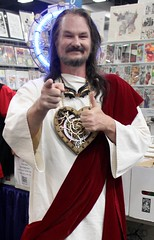 2016-Fan Dressed Up as Jesus From Dogma at SDCC-03 (David Cummings62) Tags: sandiego ca calif california comiccon con fans dressup cosplay jesus dogma movie
