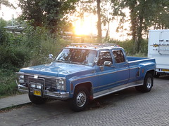Chevrolet Silverado 30 pick up 1980 / 2010 Deventer (willemalink) Tags: chevrolet silverado 30 pick up 1980 2010 deventer