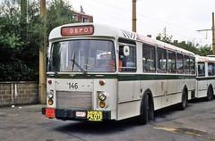 A 146 DEPOT (brossel 8260) Tags: belgique liege bus stil