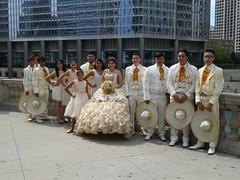 Chicago (Kika 2002) Tags: chicago usa casamento wedding mexico noiva bride bege