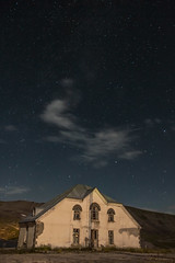Meteor above abandoned house (anmahooo) Tags: house abandoned stars meteor perseid meteorshower armenia aragats night star canon canon550d lon longexposure