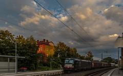 1409_2016_07_08_Baunatal_Guntershausen_MRCE_DISPO_6193_614_mit_gem_Gterzug_EZ_51682_Nrnberg_Rbf_Ausf_-_Maschen_Rbf (ruhrpott.sprinter) Tags: ruhrpott sprinter geutschland germany nrw ruhrgebiet gelsenkirchen lokomotive locomotives eisenbahn railroad zug train rail reisezug passenger gter cargo freight fret diesel ellok hessen inselbahnhof guntershausen bebra boxxboxxpress db cantus hebhlbahn mrcedispolok prontorail rbk sbbc spagspitzke txltxlogistik wwwdispolokcom xrail 101 114 115 146 120 51 152 155 182 185 193 427 428429 482 628928 946 makde27001251 es64u2 es64f4 pbz ic re outdoor logo graffiti natur gterwaggon gterwagen