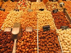 Mercat de la Boqueria 3 (pniselba) Tags: barcelona espaa spain mercat mercado boqueria mercatdelaboqueria mercadodelaboqueria rambla
