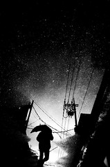 no.937 (lee jin woo (Republic of Korea)) Tags: snap photographer street blackandwhite ricoh mono bw shadow subway self hand gr korea snapshot streetphotograph photography monochrome