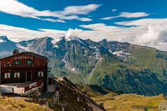 Edelweihtte (Pe_Wu) Tags: rauris salzburg austria grossglockner hochalpenstrasse high alpine road mountains alps edelweishtte groses wiesbachhorn panorama at