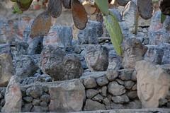 DSC_0880 (Sciabby) Tags: sicily sicilia sciacca filippobentivegna facce faces stone pietra castelloincantato artbrut