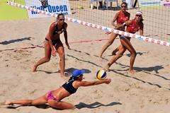 Beach volley (luporosso) Tags: mare sea spiaggia estate summer playa beach volley beachvolley pallavolo sport