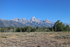 Beautiful Mountain Scenery, Grand Teton National Park, Wyoming, USA (Bencito the Traveller) Tags: mountain scenery grandtetonnationalpark wyoming usa
