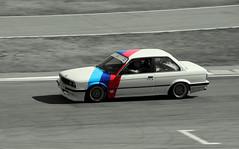 E30 (simon.grupp) Tags: simon grupp canon eos 700d sigma 18 250 m bmw e30 hockenheim rennstrecke race car deutschland germany schwarz weiss