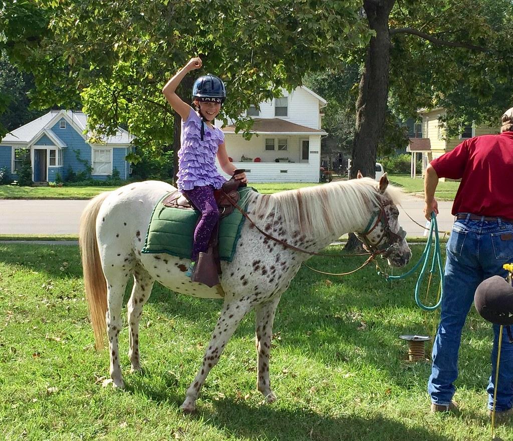 Pony Rides in MHK