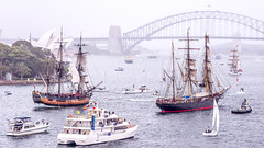 Tall Ships (Howie44) Tags: tallships sydney sydneyharbour australia sailing historic