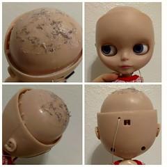 Adg redo (Dusk~) Tags: blythe ooak custom doll adg 2007 susie