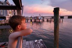 Looking out (ranzino) Tags: emerson newjersey stoneharbor sunset bay bayside dusk nj vacation unitedstates us