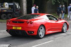 2005 Ferrari F430 (cerbera15) Tags: silverstone classic 2016 ferrari f430 430
