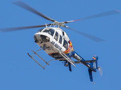 Arizona DPS Bell 407 N58AZ 'Ranger 58' (ChrisK48) Tags: 2006 azdps bell407 kdvt n58az stateofarizonadepartmentofpublicsafety phoenixaz phoenixdeervalleyairport aircraft helicopter dvt