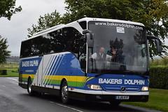 BJ16KYF  Bakers Dolphin, Weston Super Mare (highlandreiver) Tags: bj16kyf bj16 kyf bakers dolphin coaches weston super mare mercedes benz tourismo bus coach gretna green scotland scottish